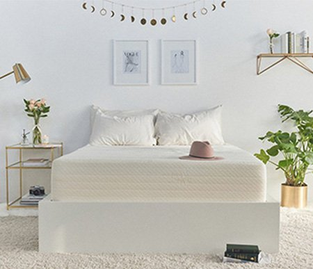 Brentwood Bamboo Memory Foam Mattress comfort level