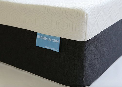 great memory foam thickness