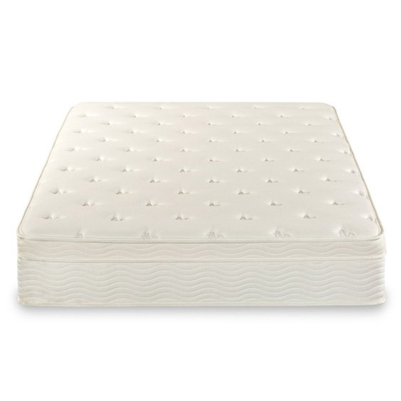 Sleep Master Pocketed Mattress Foundation top cover